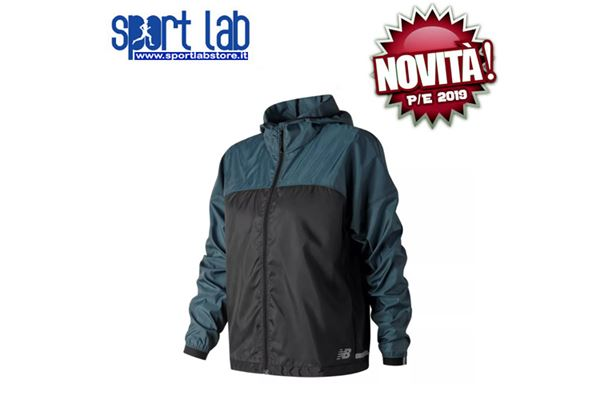 New Balance - NEW BALANCE W Light Packjacket